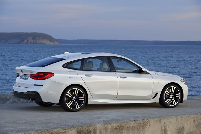 2018 BMW 6 Series Gran Turismo Exterior High Resolution - image 720218