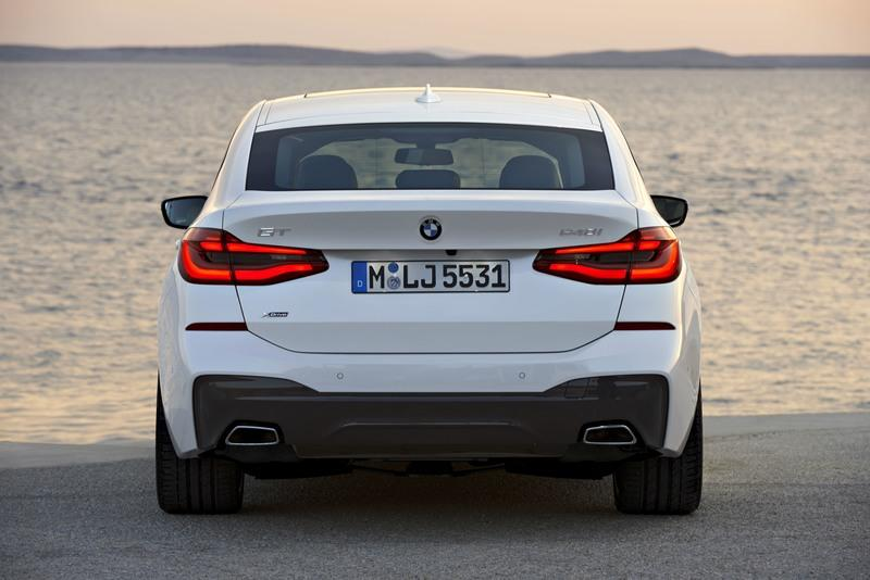 2018 BMW 6 Series Gran Turismo Exterior High Resolution - image 720225