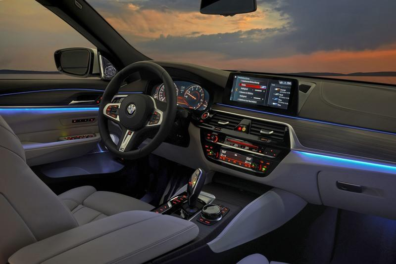 2018 BMW 6 Series Gran Turismo Interior High Resolution - image 720235