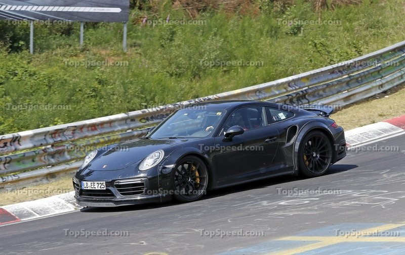 Next-Gen Porsche 911 Turbo to Get GT2 RS Engine Parts, up to 630 HP