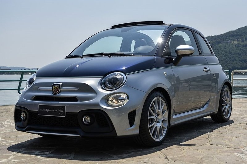 2017 Abarth 695 Rivale Exterior - image 719956