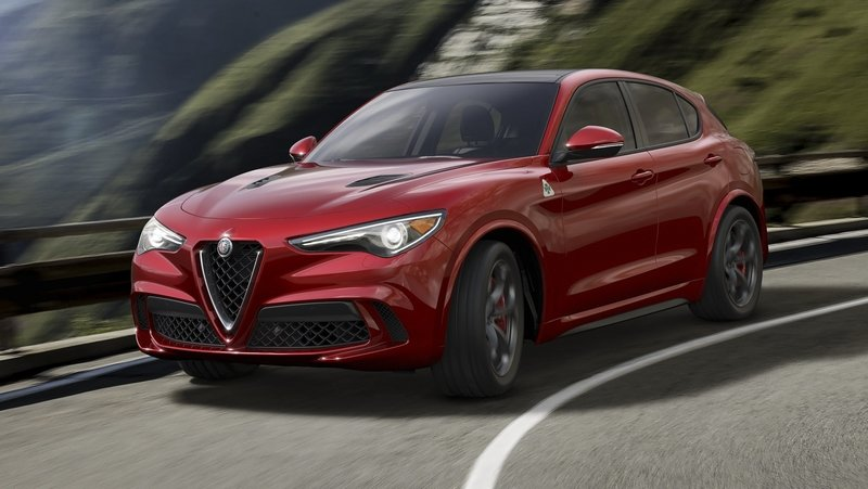 Alfa Romeo's Pursuit Of More SUVs Could Make Or Break The Company