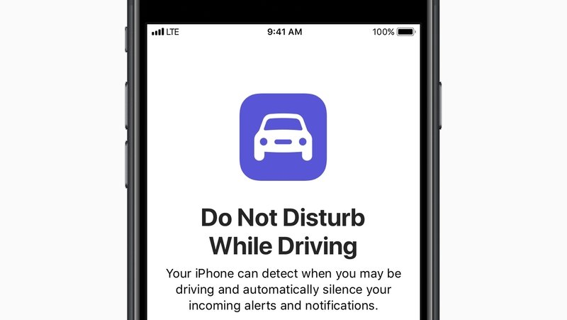 "Apple Announces new ""Do Not Disturb While Driving"" mode for iOS 11"