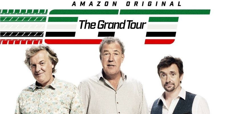 The Grand Tour's Season Two Trailer Drops On Amazon Prime On July 11