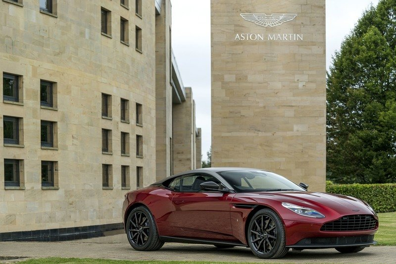2017 Aston Martin DB11 Henley Royal Regatta
