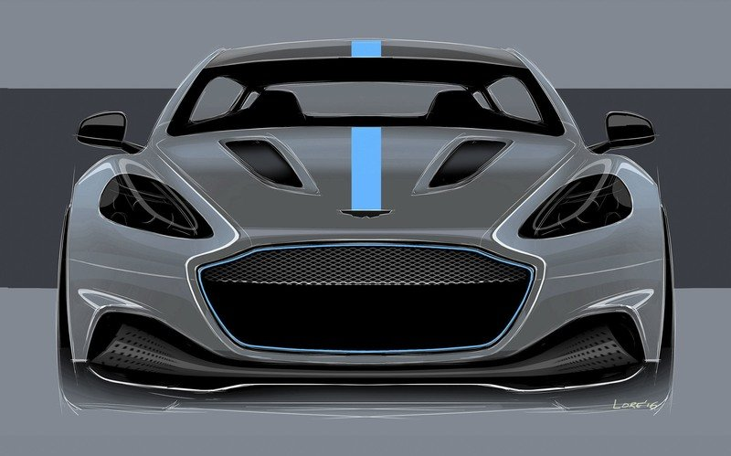 Aston Martin's Electric Future Gets Green Light High Resolution Exterior - image 721497