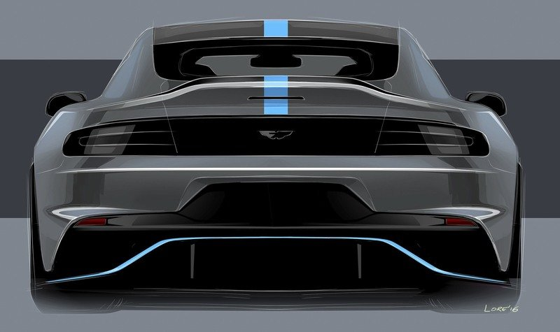 Aston Martin's Electric Future Gets Green Light High Resolution Exterior - image 721498