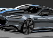 Aston Martin's Electric Future Gets Green Light - image 721502