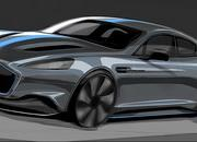 Aston Martin's Electric Future Gets Green Light - image 721496