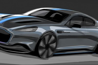Aston Martin's Electric Future Gets Green Light