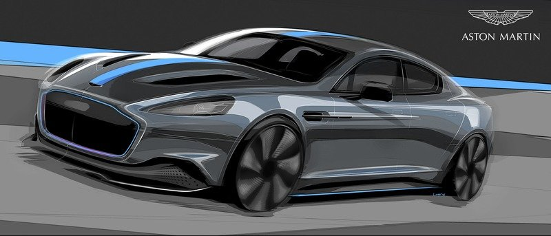 Aston Martin's Electric Future Gets Green Light High Resolution Exterior - image 721496