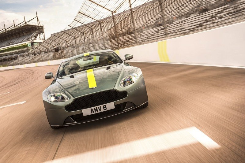 2018 Aston Martin Vantage AMR High Resolution Exterior - image 720079