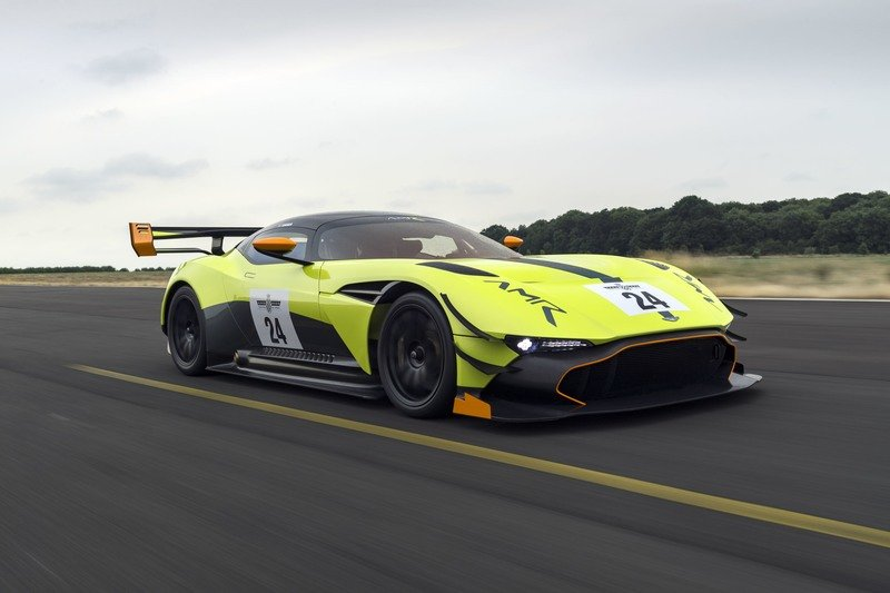2018 Aston Martin Vulcan AMR Pro High Resolution Exterior Wallpaper quality - image 721702