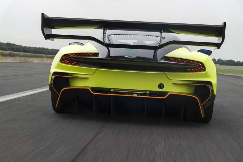 2018 Aston Martin Vulcan AMR Pro Exterior High Resolution - image 721704