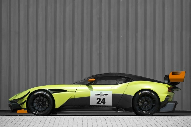 2018 Aston Martin Vulcan AMR Pro Exterior High Resolution - image 721754