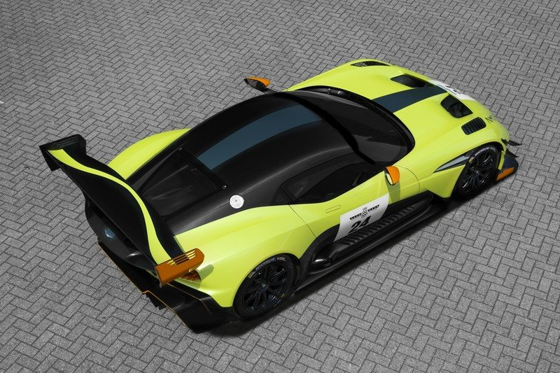 2018 Aston Martin Vulcan AMR Pro Exterior High Resolution - image 721693