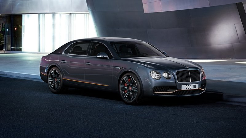 2018 Bentley Flying Spur Design Series by Mulliner