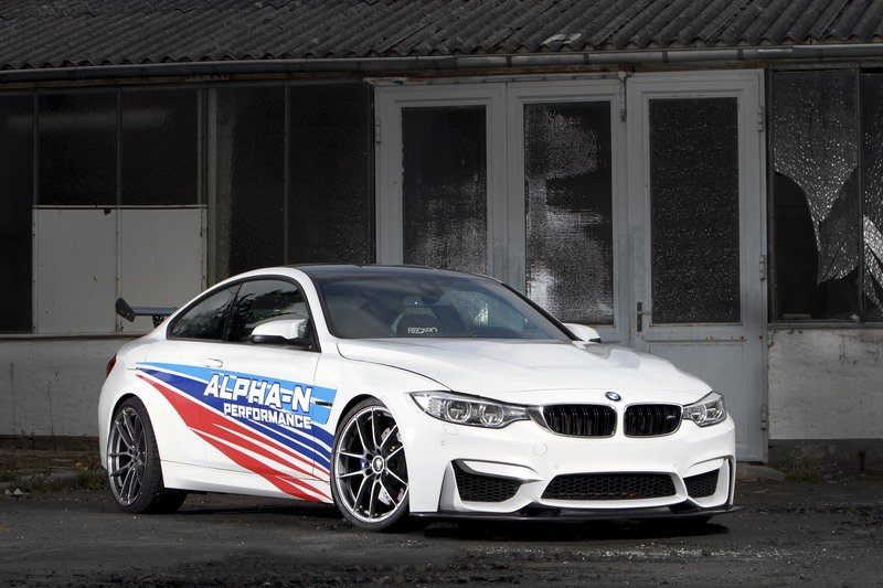 2017 BMW M4 By Alpha-N Performance Exterior High Resolution Wallpaper quality - image 720820