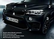 BMW Releases Black Fire Editions For The X6 M And The X5 M - image 721646