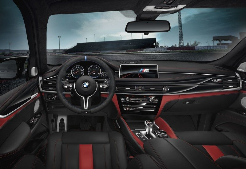 BMW Releases Black Fire Editions For The X6 M And The X5 M