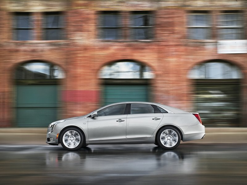 2018 Cadillac XTS Exterior High Resolution - image 720833
