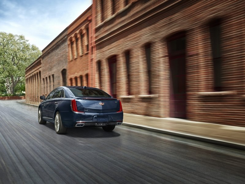2018 Cadillac XTS Exterior High Resolution - image 720834