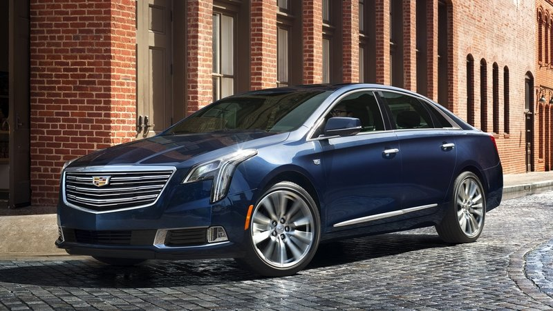 2018 Cadillac XTS High Resolution Exterior - image 721068