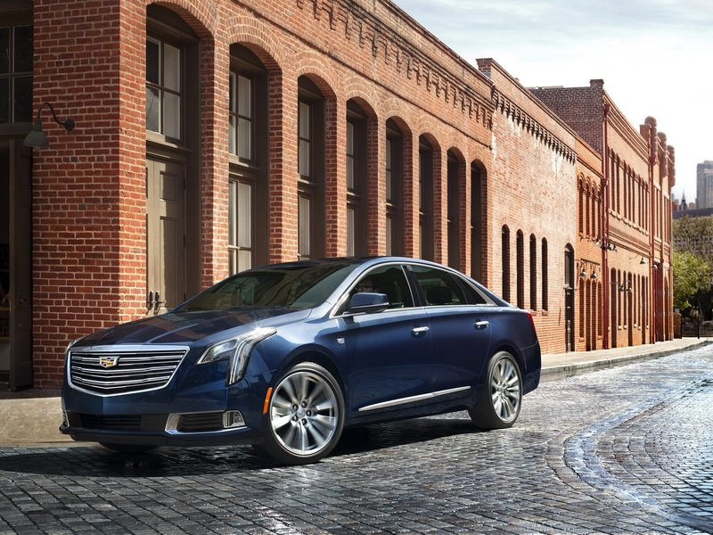 2018 Cadillac XTS Exterior High Resolution Wallpaper quality - image 720832
