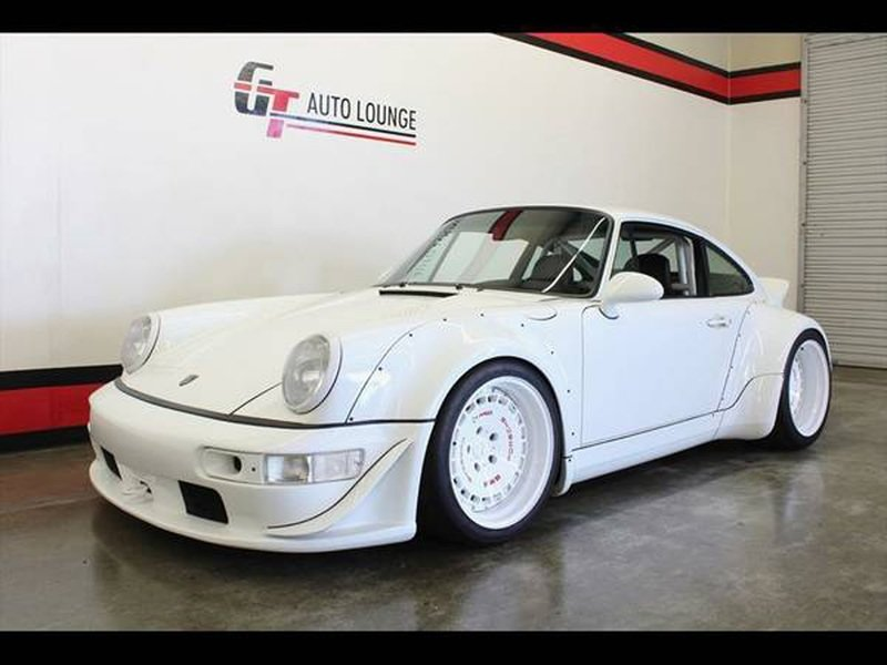 Car for Sale: 1992 Porsche 911 RWB