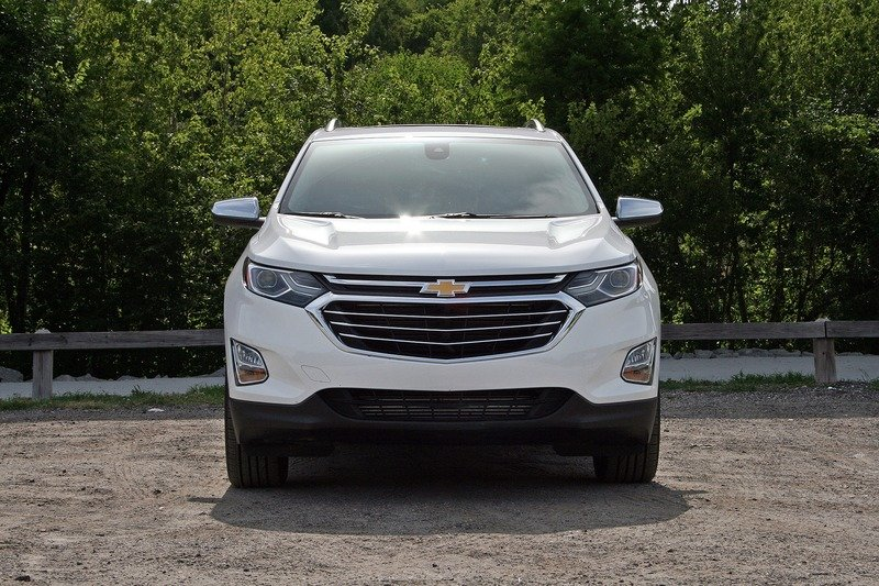 2018 Chevrolet Equinox – Driven Exterior High Resolution - image 720266
