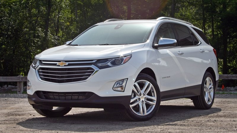 2018 Chevrolet Equinox – Driven High Resolution Exterior - image 720313