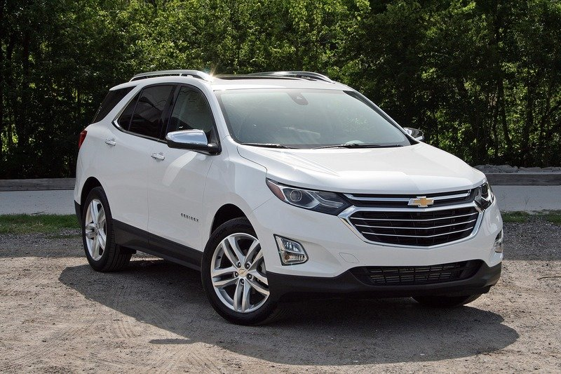 2018 Chevrolet Equinox – Driven Exterior High Resolution - image 720264
