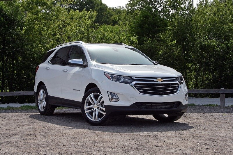 2018 Chevrolet Equinox – Driven Exterior High Resolution - image 720265