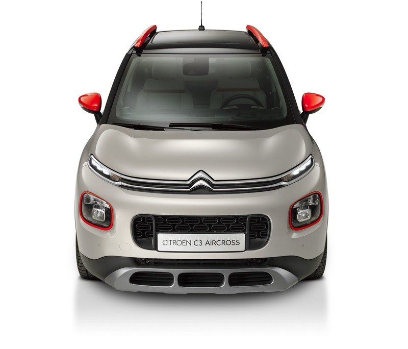 2018 Citroen C3 Aircross Exterior High Resolution - image 719733