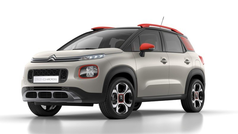 2018 Citroen C3 Aircross Exterior High Resolution - image 719737