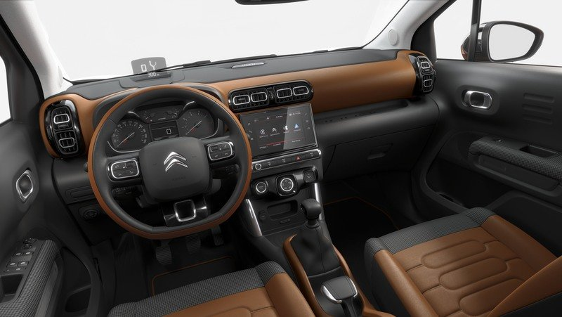 2018 Citroen C3 Aircross Interior High Resolution - image 719774