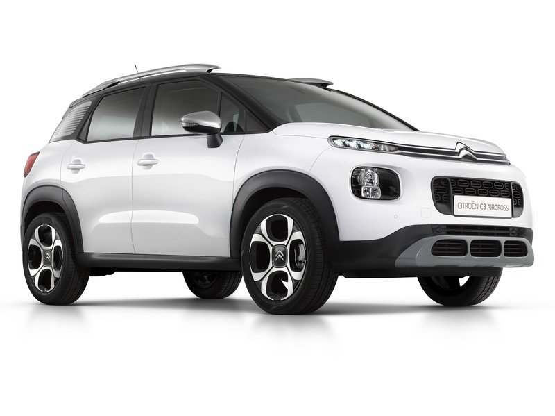 2018 Citroen C3 Aircross Exterior High Resolution - image 719707