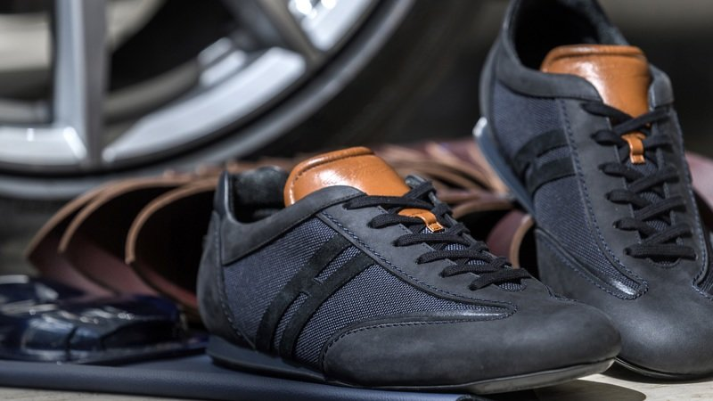 Do You Own An Aston Martin? If So, Then you Need These Shoes to go With It