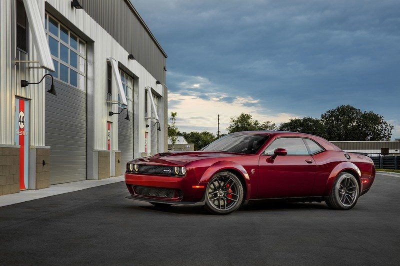 2018 Dodge Challenger SRT Hellcat Wide-Body Exterior High Resolution - image 721531