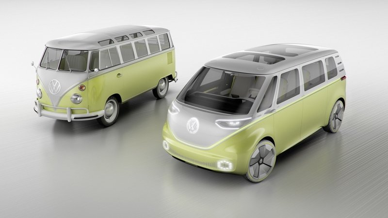 Don't Get Excited Yet, But Volkswagen Is Preparing To Bring Back The Microbus