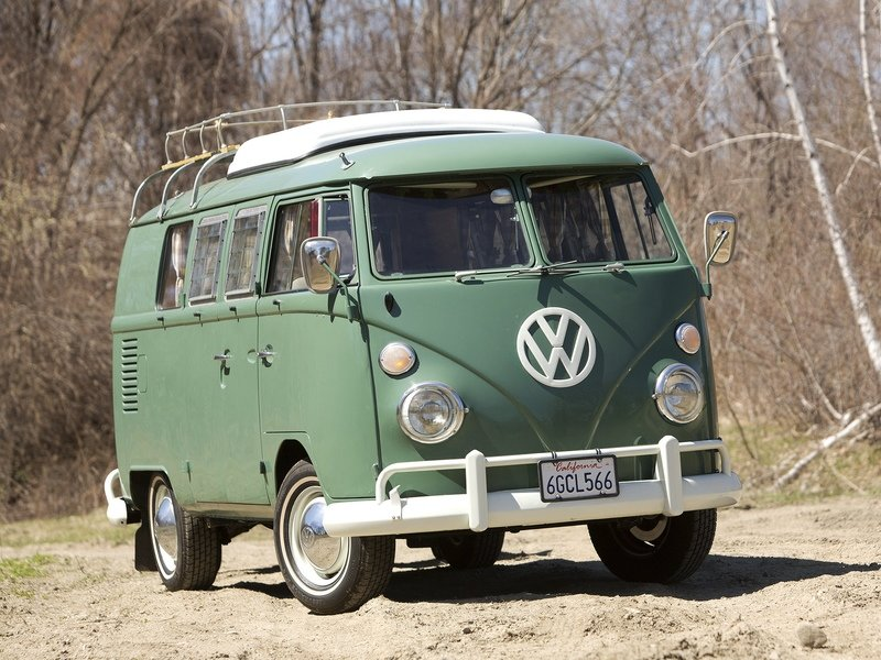 Don't Get Excited Yet, But Volkswagen Is Preparing To Bring Back The Microbus - image 720926