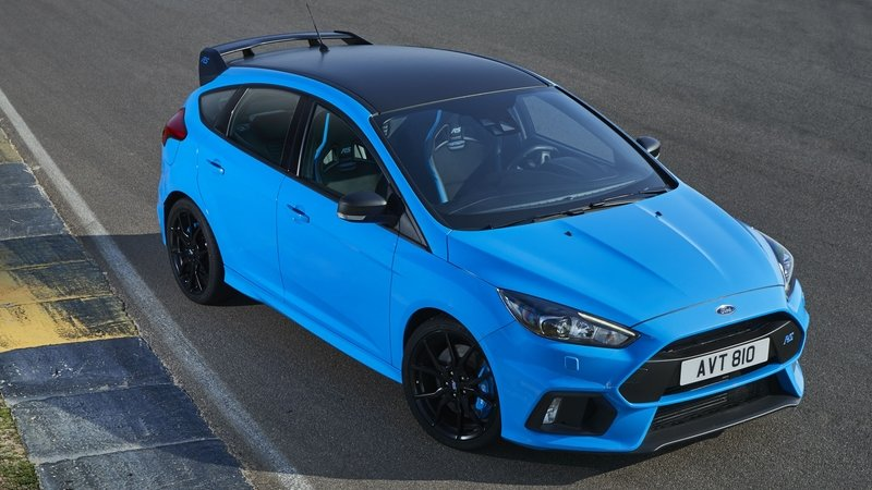 Europe Is Also Getting The Ford Focus RS Limited Edition, Or At Least Something Like It