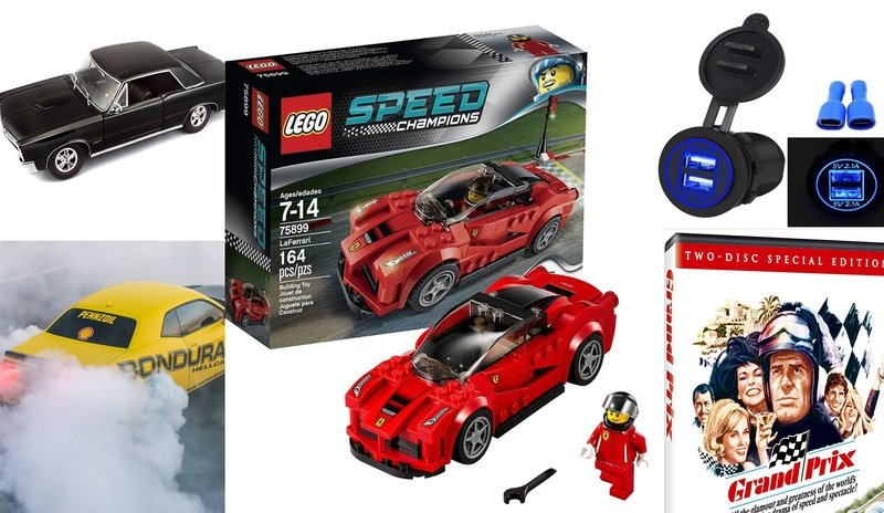 Father's Day Special: Gift Ideas For A Gearhead Dad