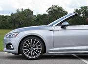 First Impressions: 2018 Audi A5 Cabriolet - image 720622