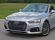 First Impressions: 2018 Audi A5 Cabriolet - image 720626