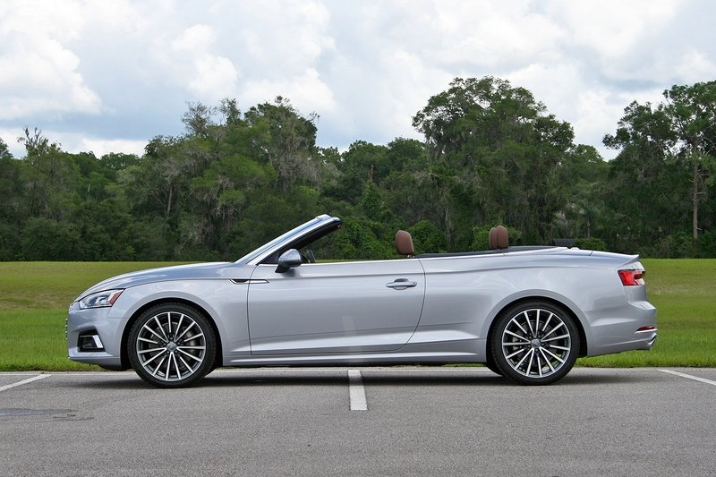 First Impressions: 2018 Audi A5 Cabriolet