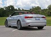 First Impressions: 2018 Audi A5 Cabriolet - image 720615