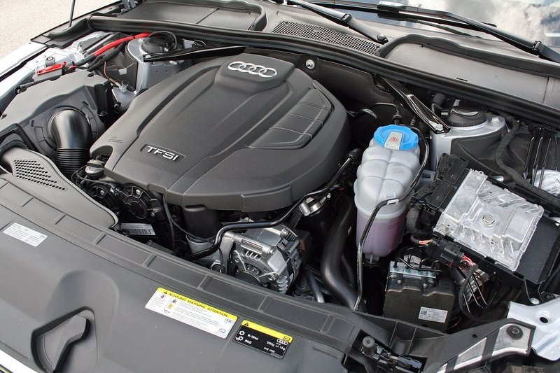 First Impressions: 2018 Audi A5 Cabriolet Drivetrain High Resolution - image 720659