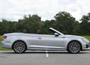 First Impressions: 2018 Audi A5 Cabriolet - image 720618