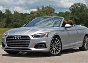 First Impressions: 2018 Audi A5 Cabriolet - image 720613